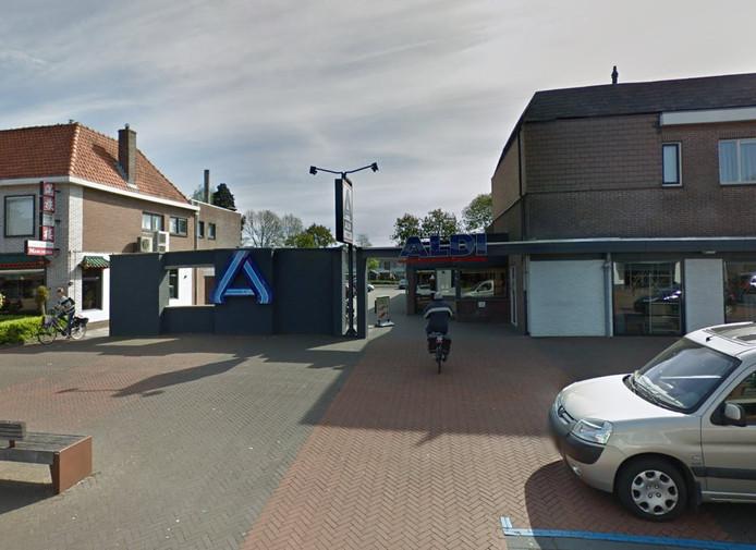 De Aldi in de Julianastraat in Dedemsvaart.