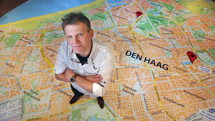 Donderdag praat de Haagse politiek over de woonplannen van Wijsmuller.