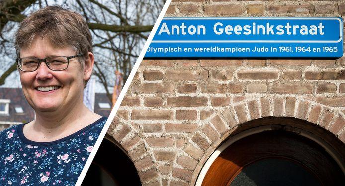 Volgens Heleen de Boer, die het voorstel vanmiddag deed in de raad, is het nu zo 'dat in Utrecht mannen bijna het alleenrecht hebben op straatnamen.'