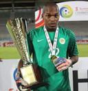 """Jarzinho Pieter (31) overleed eerder deze maand tijdens de interlandperiode. Hij was reservedoelman van Curaçao, waarvoor ook PEC Zwolle-speler Darryl Lachman interlands speelt. ,,We spraken erover, maar je bent leeg. Je weet niet wat je zeggen moet."""""""