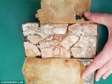 Chocolade van 118 jaar oud onder de hamer