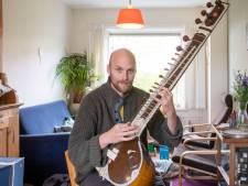 Klankkunstenaar Remco de Kluizenaar is altijd op zoek naar een nieuw geluid