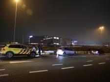 Opnieuw ongeluk op A12: twee rijstroken dicht door botsing tussen auto's