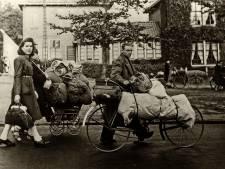 De grootste vluchtelingenstroom ooit in Nederland? Van Arnhem naar Apeldoorn.