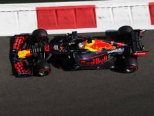 Verstappen klokt tweede tijd, Vettel en Ricciardo halen einde training niet