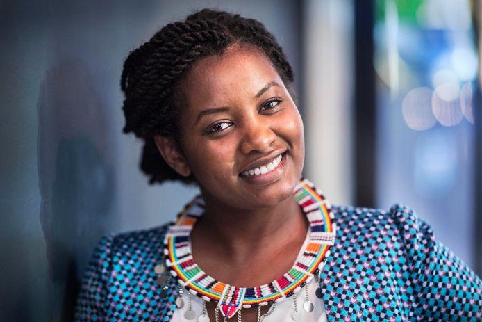 Nice Leng'ete kreeg het in haar Keniaanse Masai-gemeenschap voor elkaar kreeg dat meisjes niet meer besneden worden.