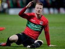 NEC'ers Druijf, Romeny en Van Rooij missen duel Sparta door jeugdinterlands
