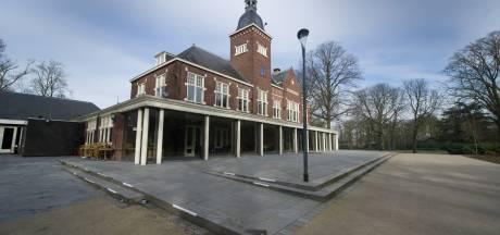 Parkgebouw Rijssen open maar theaterzalen blijven - voorlopig - leeg