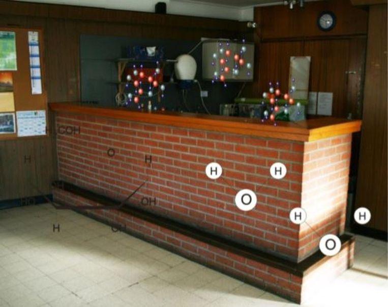 Het café in Oorbeek