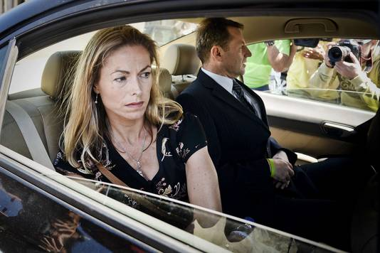 Kate en Gerry McCann.