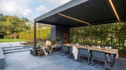 Zoveel betaal je voor een terrasoverkapping