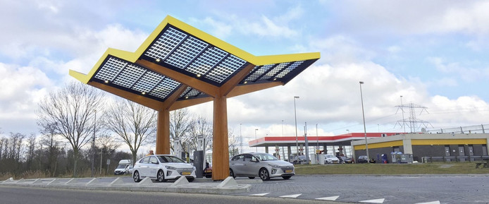 Britse Anwb Wil Hybrides Weren Bij Laadpunten Snelweg Auto