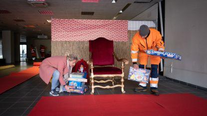 Sinterklaas krijgt eigen huis met pietenparcours in Boomstraat