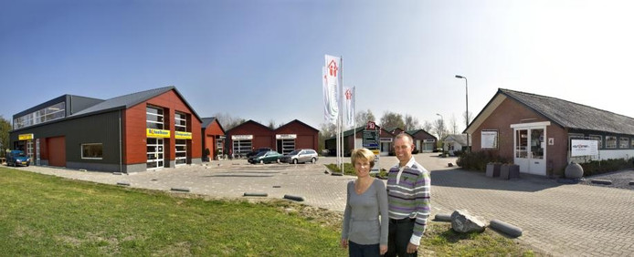Laagdrempelig bedrijventerrein in Leende | Overig | ed.nl