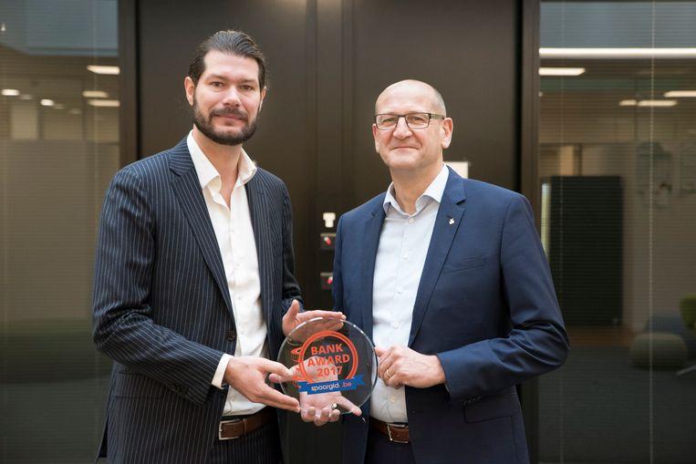 De Bank Awards, die Spaargids.be dit jaar voor de eerste keer uitreikt, zijn verdeeld over vier categorieën: de beste bank algemeen, het beste kantorennetwerk, het beste online platform en de beste beleggingsbank.