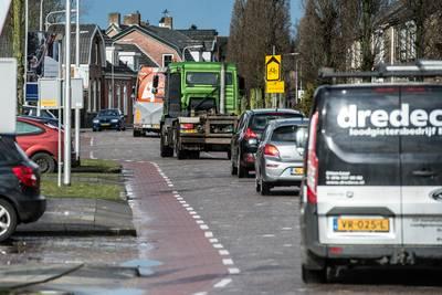 Verbod zwaar verkeer moet Veldstraat Zundert ontlasten