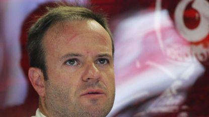 """Gewezen F1-piloot Barrichello geopereerd aan tumor: """"Had pijn alsof mijn hoofd ging ontploffen"""""""