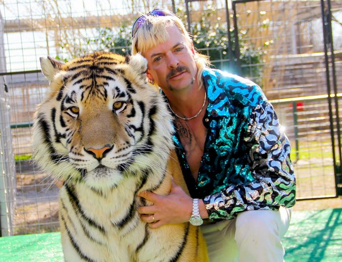 """Tiger King"" sur Netflix."