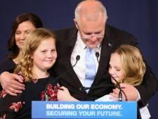 Premier Morrison mag door in Australië