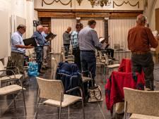 Mondkapje verplicht bij bezoek aan Gasthuiskerk Doesburg en Mattelier in Groenlo