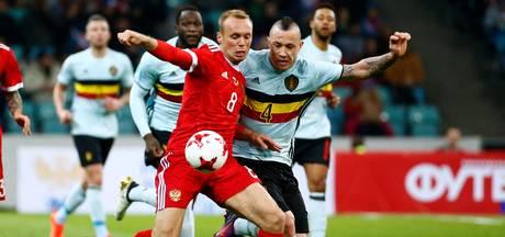 VIDEO: België laat na om in Rusland te stunten