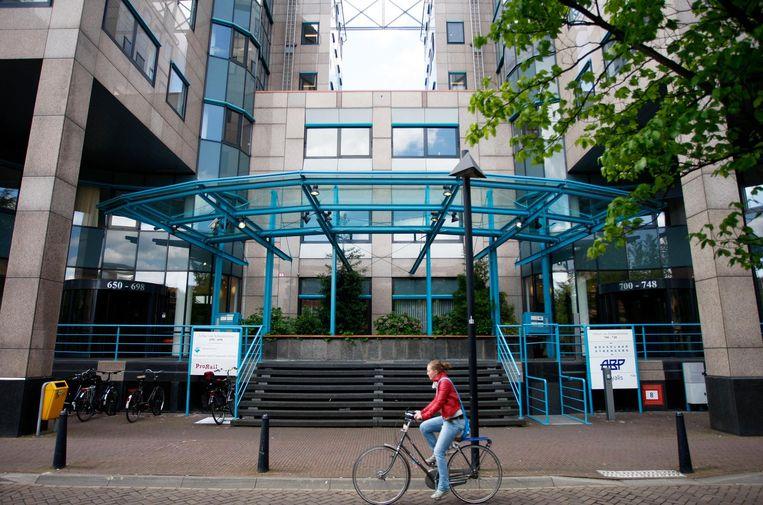 Kantoor van pensioenfonds ABP te Utrecht. Beeld ANP