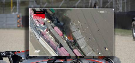 Formule 2-race in Sotsji definitief gestaakt na zware crash
