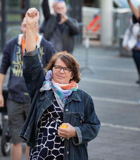 Opkomst demonstratie Kleurrijk Kampen gering: 'Kampen heeft niet de cultuur om te gaan protesteren'