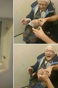 Opsluiten 99-jarige Annie trekt wereldwijd aandacht