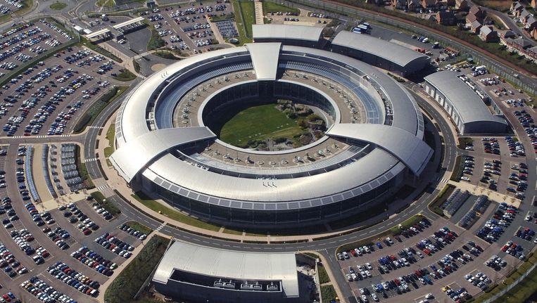 Het GCHQ-hoofdkwartier.