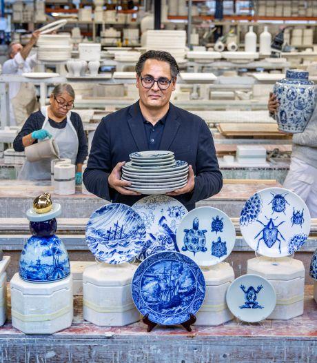 Geloof, hoop, liefde en wonderen in de Delftse aardewerkfabriek: 'Zijn een trots bedrijf'