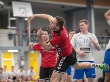 Handballers Reehorst verzuimen te winnen