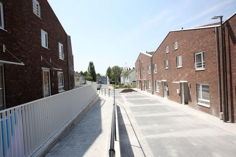 De garageverkoop vindt onder andere plaats in de wijk Nieuw Rodenem.