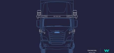 Daimler en Google-zus Waymo gaan samen zelfrijdende trucks maken