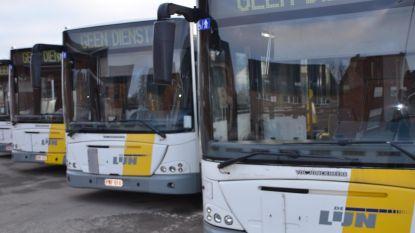 Akkoord bereikt bij De Lijn regio Genk, maar busverkeer blijft verstoord