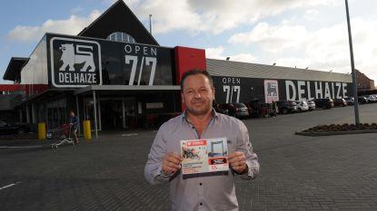 """Uitbater Delhaize doet geste naar door wegenwerken geïsoleerde klanten: """"We betalen uw benzine terug"""""""