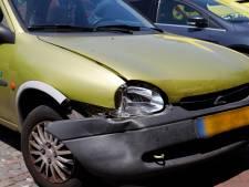 Automobiliste naar ziekenhuis na kop-staartbotsing in Sint Anthonis