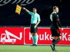 Vlag uit voor Vordense grensrechter Kevin Weever (24) na geslaagd debuut in profvoetbal: 'Het ging lekker en ik maakte geen fouten'