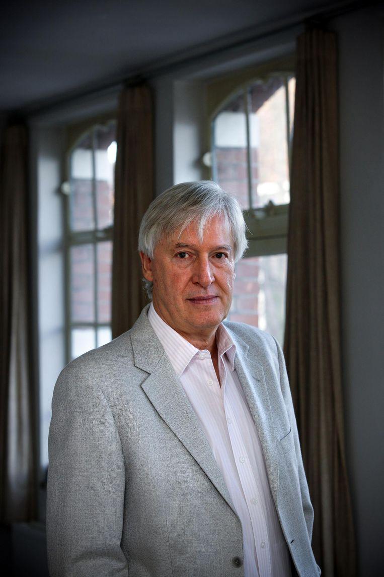 Socioloog Herman Vuijsje Beeld null