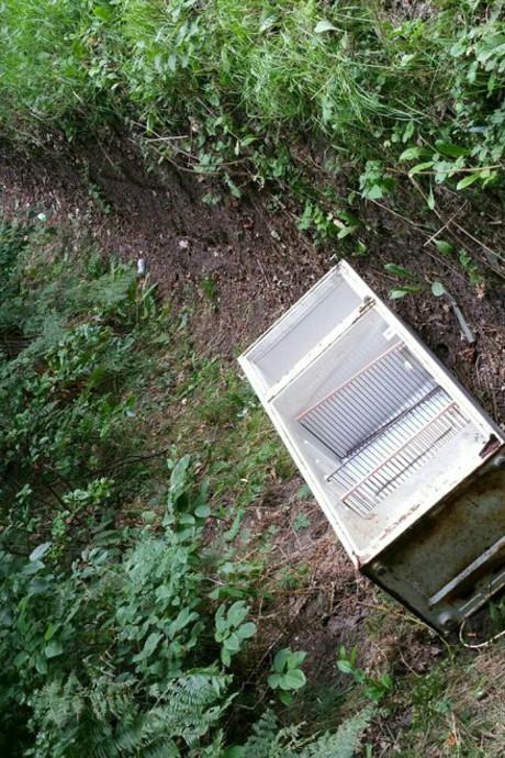 Epe ziet stijging van dumpingen in buitengebied