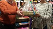 Nora wint chocoladeproefwedstrijd van Oxfam-Wereldwinkel
