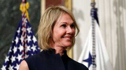Miljardairsvrouw Kelly Craft vervangt Nikki Haley als VN-ambassadeur VS