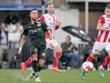 Eindhovenaar Rayhi wordt meer en meer een grote jongen: 'Dit seizoen bij Sparta beste tot nu toe'