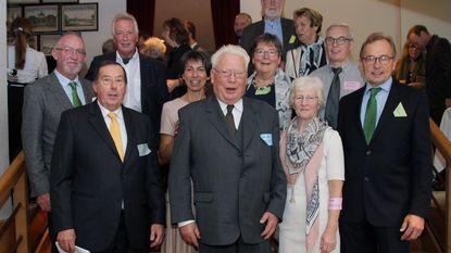 400 afstammelingen Samain op familiebijeenkomst