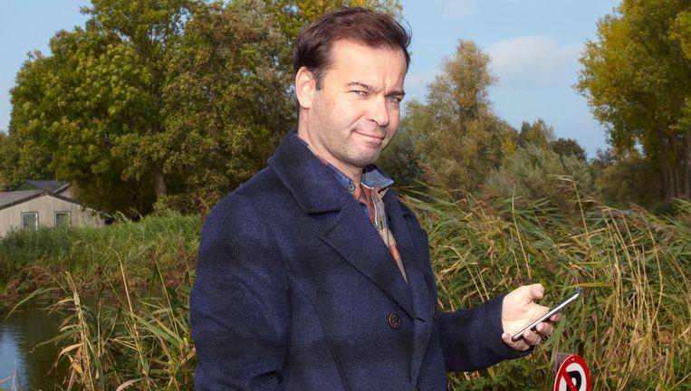 Peter van der Vorst Beeld Daniel Cohen