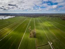 In deze drukke tijden biedt een lege Polder Rijnenburg Marieke troost