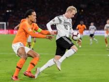 Van Dijk na blessure bij Oranje wel inzetbaar bij Liverpool