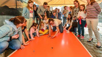 Knikkerclub Les Boules d'Or naar Nederlands kampioenschap kuiltjesknikkeren