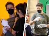 Emotioneel moment: gecrashte Grosjean bezoekt onheilsplek in Bahrein