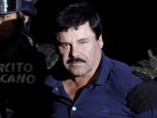 Amerika eist 12,7 miljard dollar van 'El Chapo'